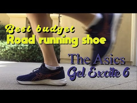 asics gel excite 6 test
