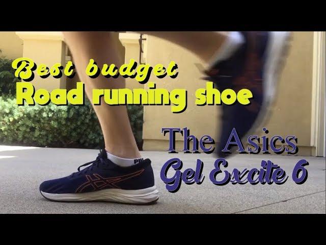 Asics Gel Excite 6 test \u0026 review - Best