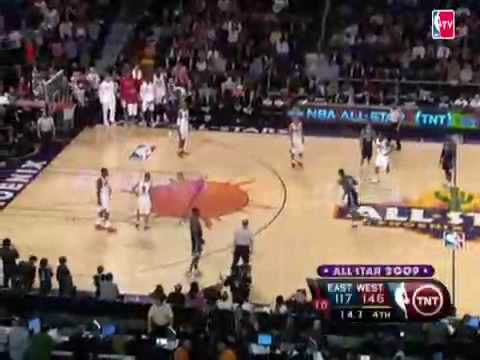 7aa6580eaf4e Top 10 Plays from the 2009 All-Star Game - YouTube