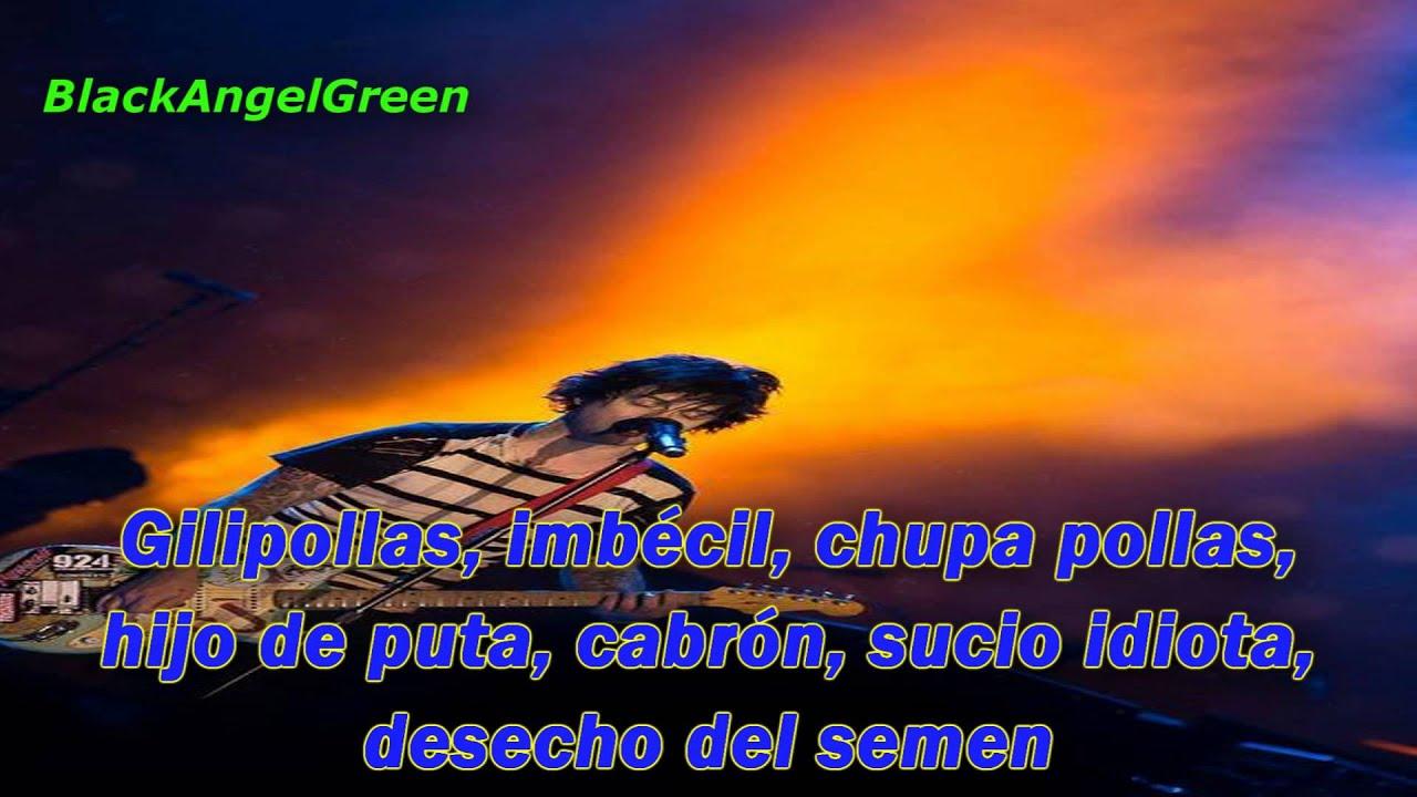 Green day- Platypus (I hate you)- (Subtitulada en español ...