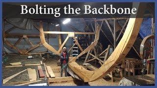 Bolting the backbone together - Acorn to Arabella