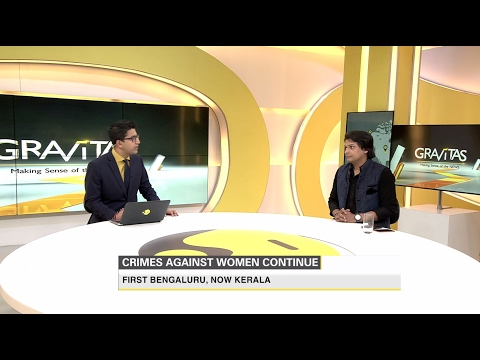 South India: No more a women's haven (WION Gravitas Part 1)
