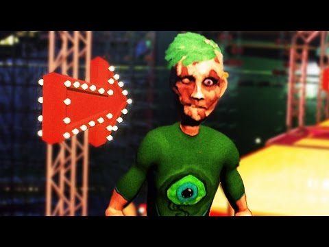 Thumbnail: JACKSEPTICEYE CHARACTER IN GAME | Ben and Ed Blood Party #1