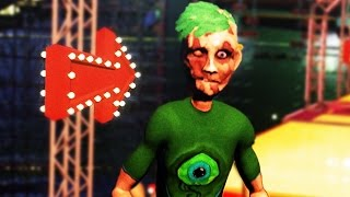 - JACKSEPTICEYE CHARACTER IN GAME Ben and Ed Blood Party 1
