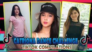 Catriona dance challenge | tiktok ...