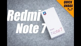 Quick Look at Redmi Note 7 - Budget Phone for Just $150