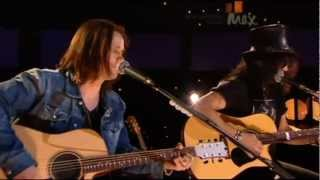 Patience Rare Acoustic Slash Myles Kennedy Live Max Sessions