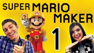 Super Mario Maker: Provocative Bumper Stickers- Part 1 - Couple's Quest