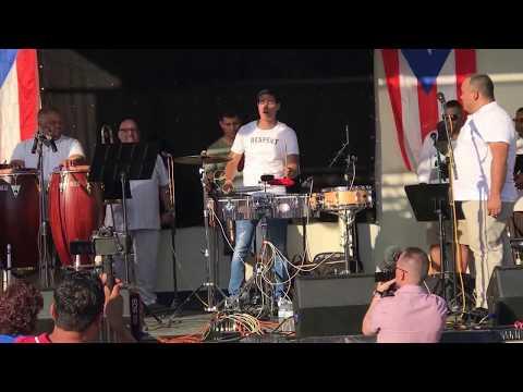 Kevin ceballo y tony succar Idestructible solo Bom Plenazo 2017 Chicago 7/8/2017