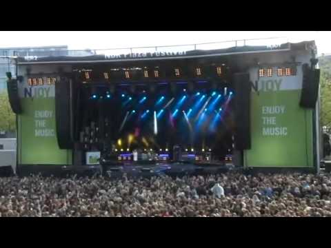 N-Joy Starshow 30.05.2015 - Mark Forster live von der Expo-Plaza in Hannover