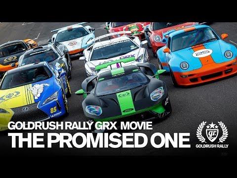 goldRush Rally GRX