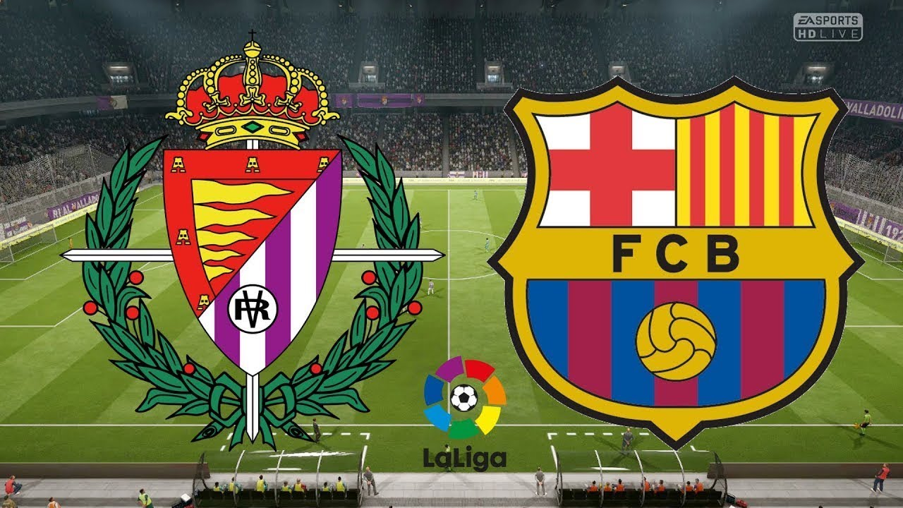 Real Valladolid vs. Barcelona, La Liga Live Stream, Schedule ...