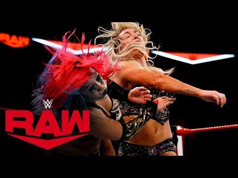 Charlotte Flair Vs. The Kabuki Warriors: Raw, Dec. 2, 2019