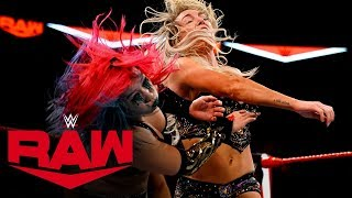 Charlotte Flair vs. The Kabuki Warriors: Raw, Dec. 2, 2019