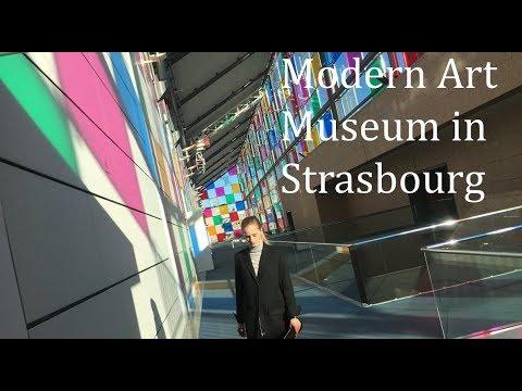 MAMCS Straßburg Museum Moderne Zeitgenössische Kunst