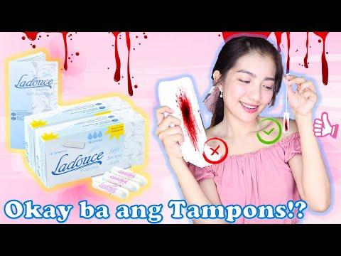 Madugong Usapan + Okay Ba Ang Tampons? ( LADOUCE TAMPON Experience)