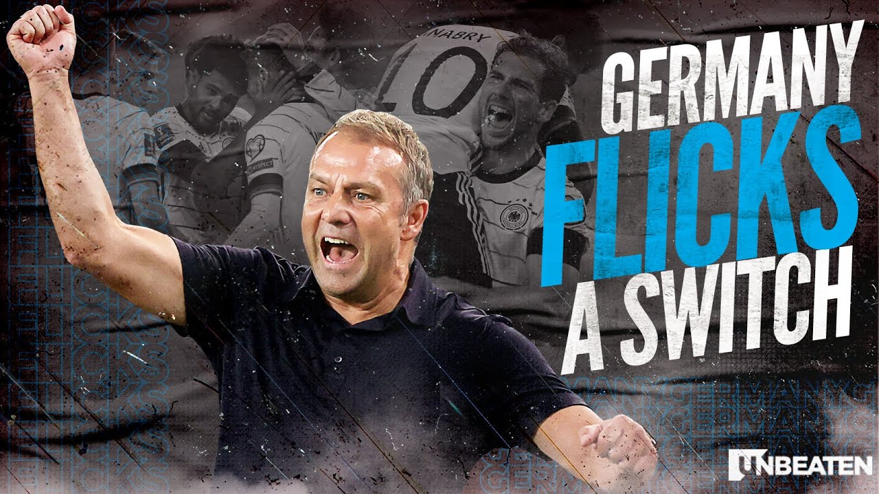 Download Germany Flick A Switch: Die Mannschaft finding their mojo