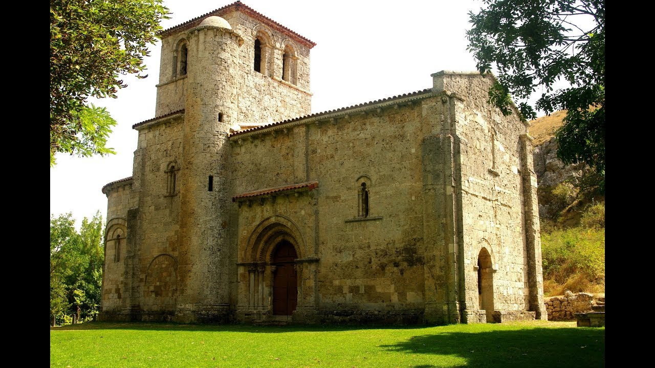 Fotos de: Burgos - Monasterio de Rodilla - Románico - Ermita de ...