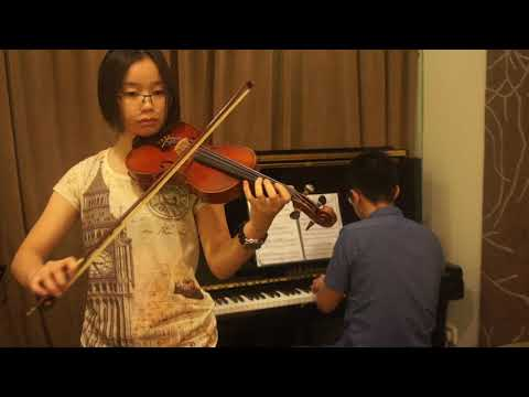 Ruyin Ding - Allegro moderato 1st movement from Concerto in G, Hob VIIa/4 (Haydn)