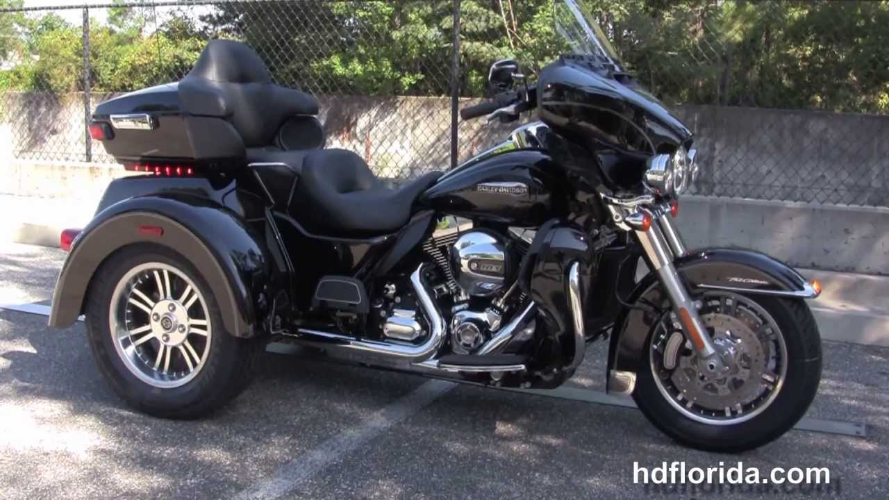 new 2014 harley davidson tri glide trike motorcycles for sale youtube. Black Bedroom Furniture Sets. Home Design Ideas