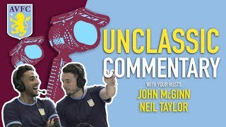Unclassic Commentary: John McGinn and Neil Taylor