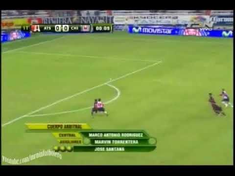 Omar Bravo Gol de Vestidor [14 Seg.]  [Atlas vs Chivas] 1-4 Clasico Tapatio !!!