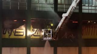 淘大工業村四級火 (9) (首日:火勢最烈一刻)