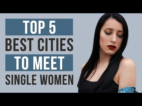 best dating cities in america