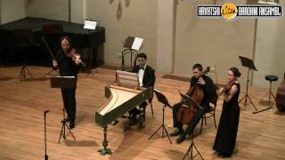 A. Corelli: Trio Sonata u d-minor, op.3 no.5  - Croatian Baroque Ensemble