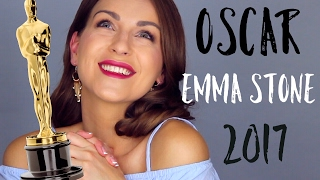 Emma Stone OSCAR 2017 МАКИЯЖ