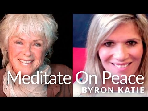 Meditating on Freedom—An Interview with Lilou—The Work of Byron Katie