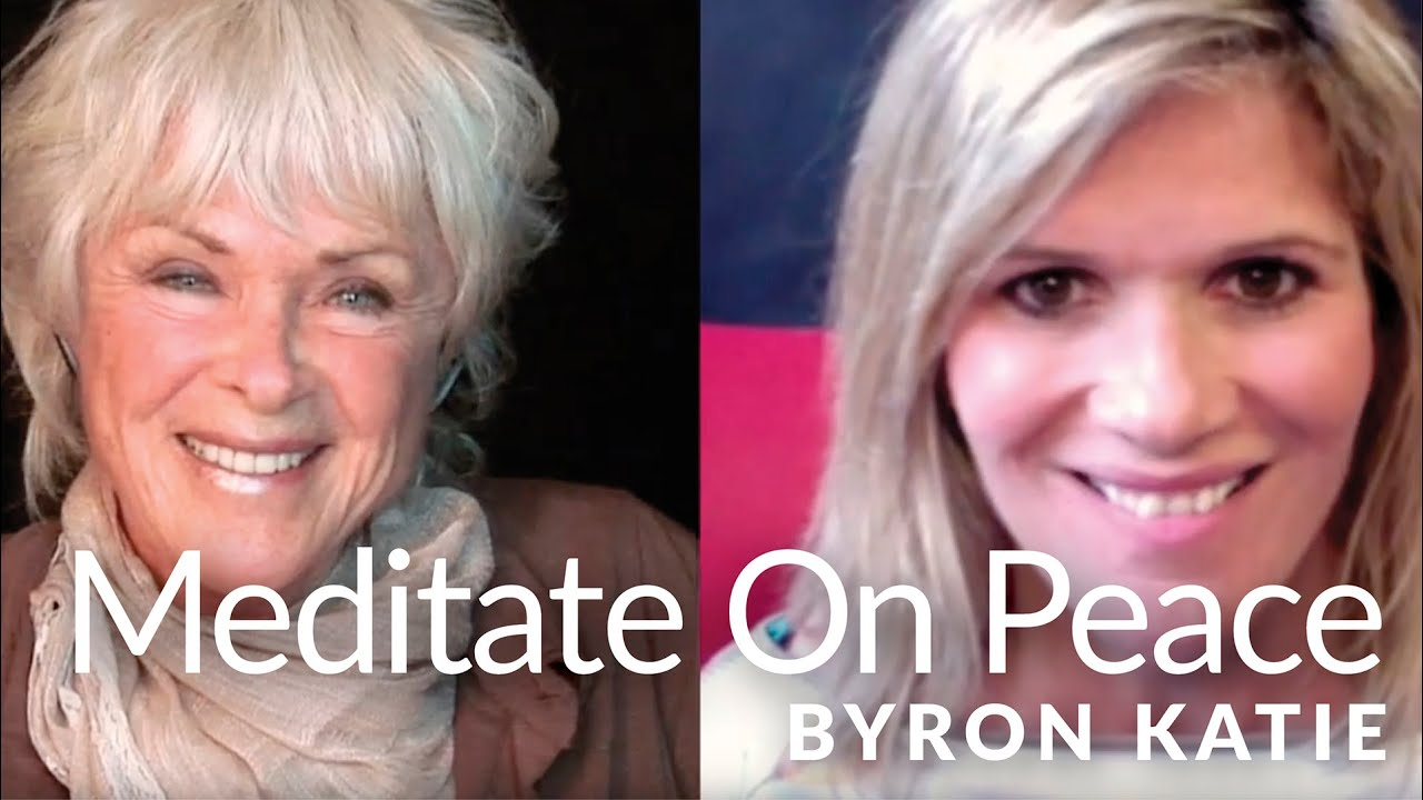 Meditating on Freedom—An Interview with Lilou—The Work of Byron Katie ®