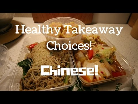 Healthy Takeaway Choices | Chinese!