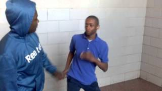 Nigga got smacked