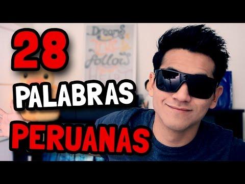 28 PALABRAS CON P DE PERÚ | ANDYNSANE