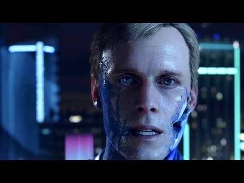 THIS GAME IS INCREDIBLE   Detroit Become Human