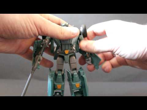Transformers Generations Seargent Kup + IGear Kup Head Video Review German/Deutsch