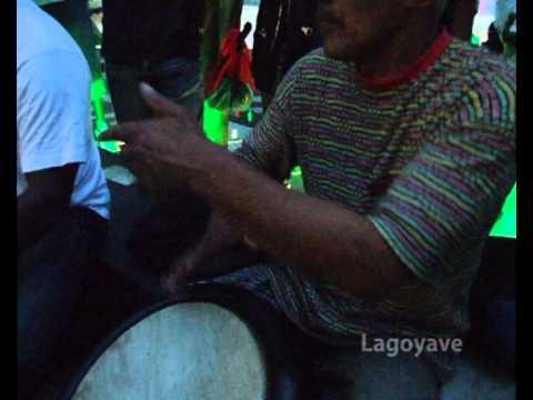 Guadeloupe/Haiti - Gwoka - Parc de la Villette Elwa Elwa Mario (live drums)