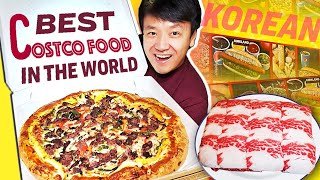 ULTIMATE Korean Costco FOOD TOUR! BEST Costco Food in The WORLD?!