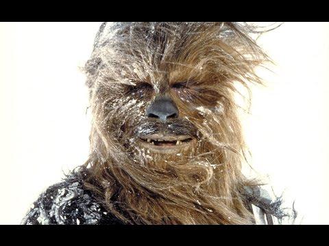 Chewbacca Yelling