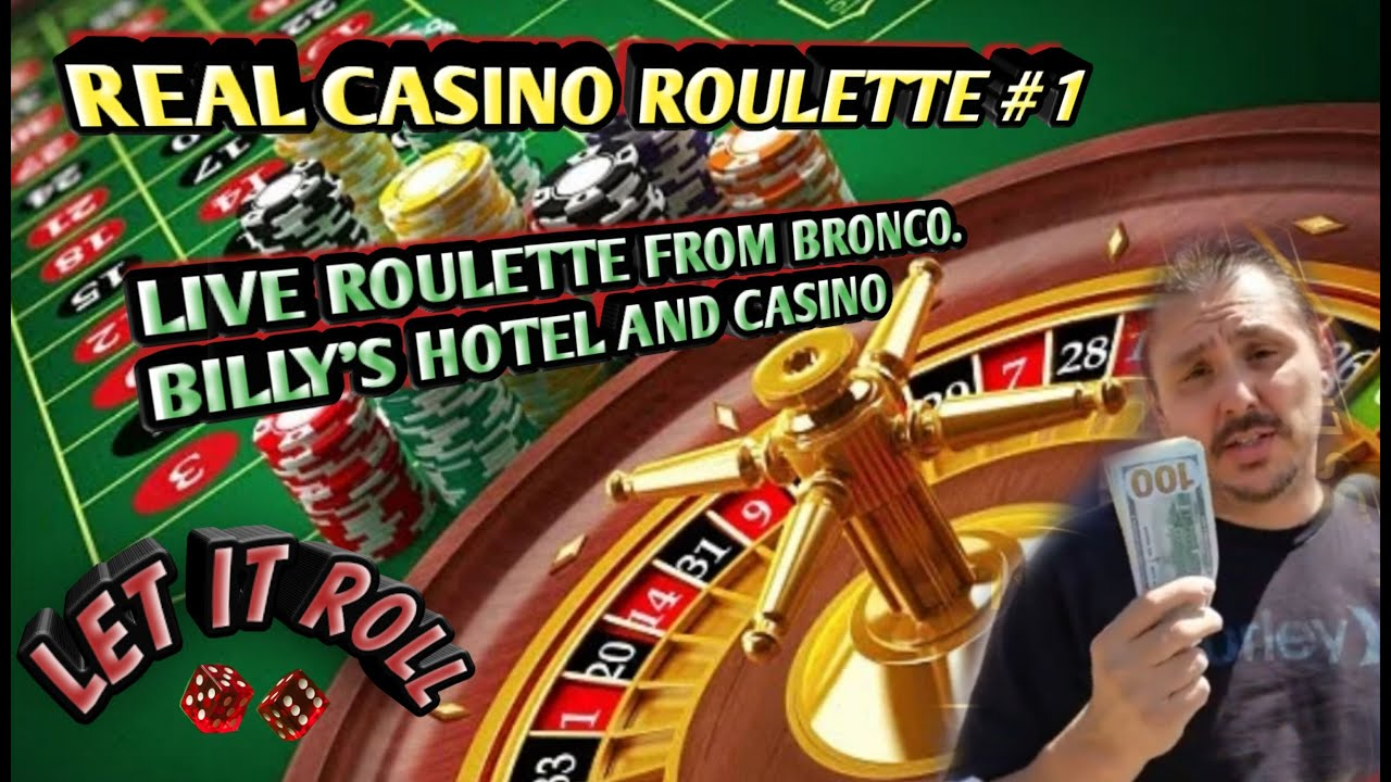 Real Live Casino Roulette Having Some Fun At Bronco Billy S