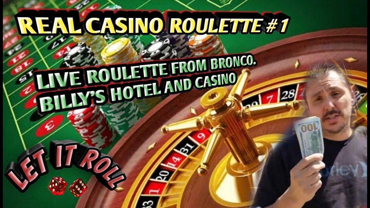 Live Roulette For Fun