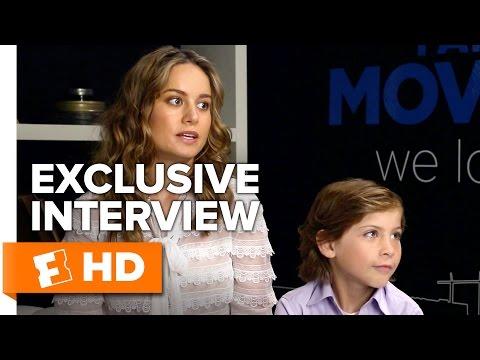 Room Interview - TIFF (2015) HD