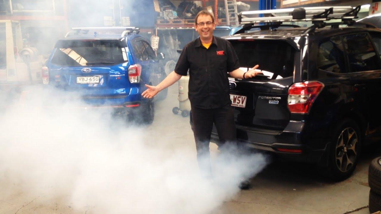 Diesel Forced DPF Regeneration