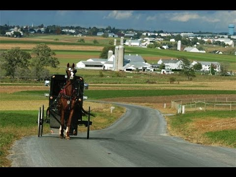 Bicycle Tour through Pennsylvania Dutch Country, Lancaster County, PA