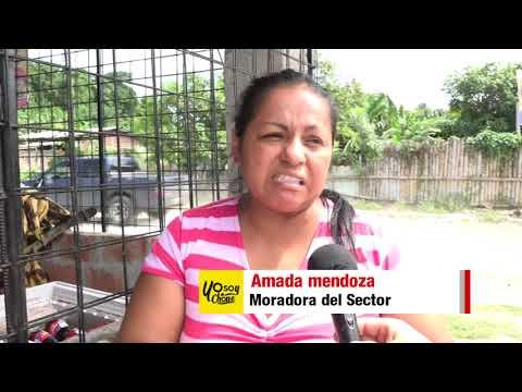 Microinformativo Yo Soy de Chone – Trabajos en calle principal de Puerto Arturo