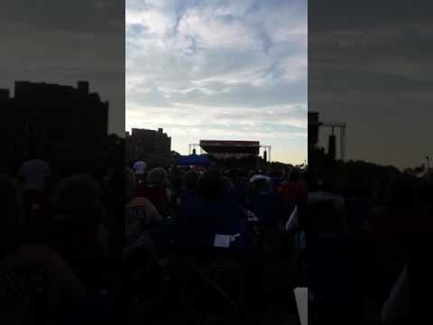 2017 07 08 No BS Brass Band Riverfront Park Lynchburg, VA