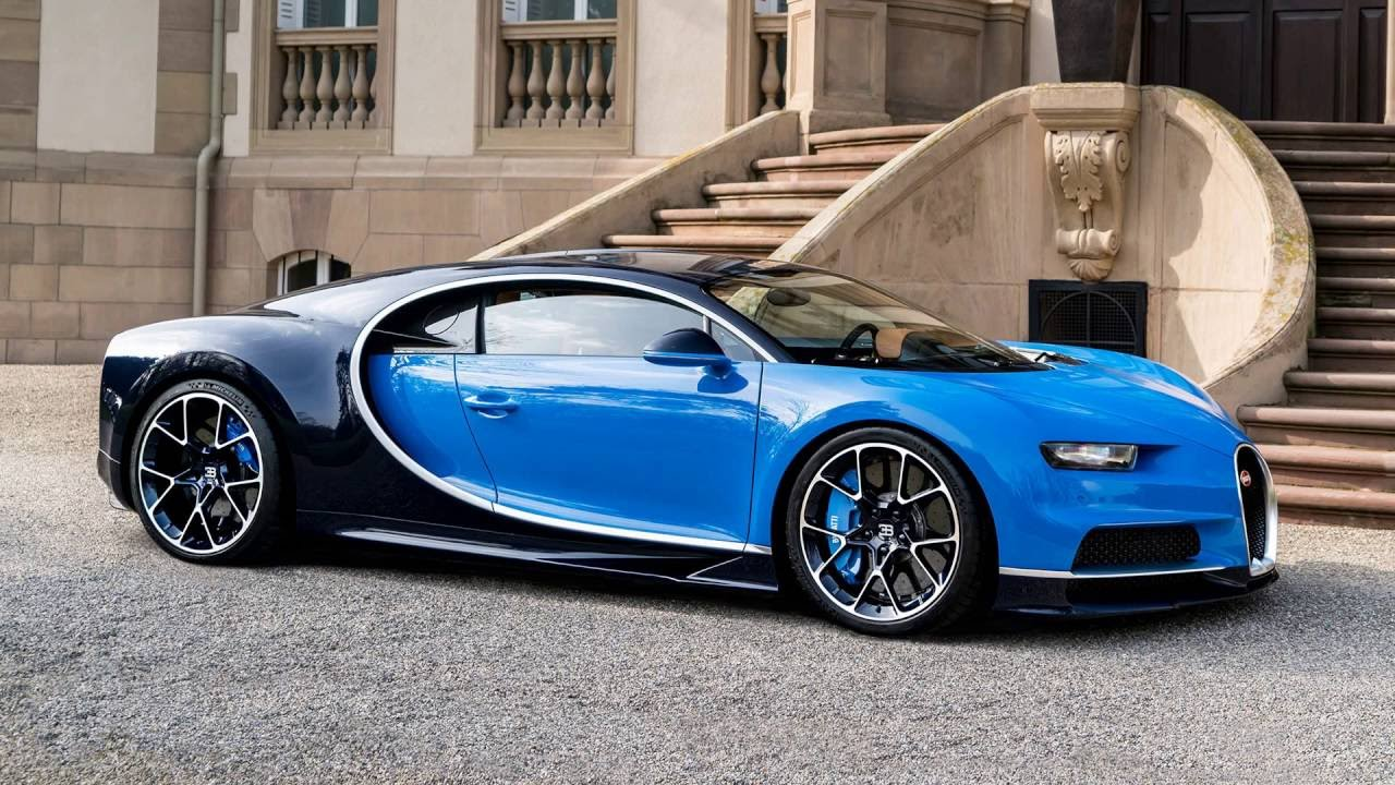What Is The Fastest Production Car In The World >> 2017 Bugatti Chiron The Fastest Production Car In The World