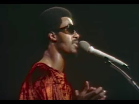 Stevie Wonder - For Once In My Life (PBS Soul!)
