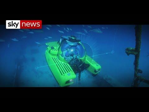 Deep Ocean Live: Scientists to explore the Indian ocean
